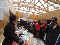 KVK organises Kisan Mela in Changthang Valley at 14000 feet