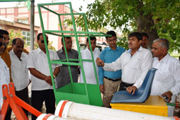Delegation of Maharashtra Cooperative Sugar Mill visited ICAR-IISR, Lucknow