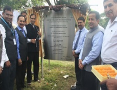 Foundation Stone of Livestock Research Centre Building at SRS of ICAR- NDRI, Bengaluru laid