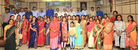 ICAR Institutes and KVKs celebrates Mahila Kisan Diwas